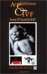 Acupuncture & IVF cover