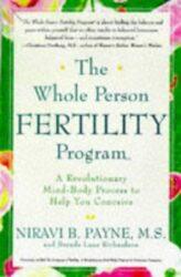 The Whole Person Fertility Program cover
